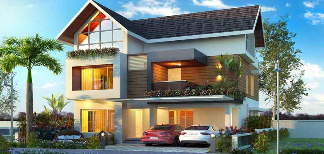 Luxury Villas in Edappally