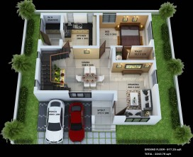 Luxury villas in Kakkanad