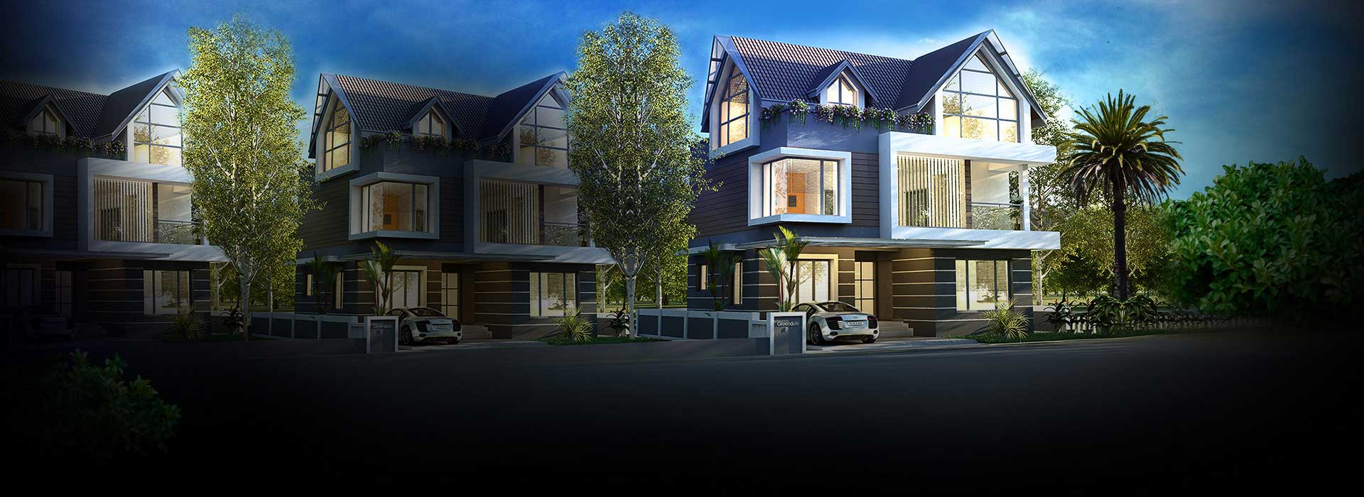 Residential villas for sale in Edappally